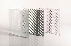 scholten & baijings present a family of etched + printed glass gradient patterns for skyline design