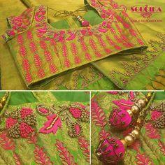 #bangalore #boutique #lehengas #onlineshopping #instafashion #instamood #ootd #embroidery #ethnicwear
