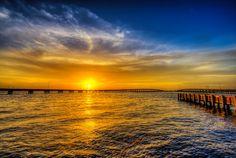 Charlotte Harbor Sunset by Steve Huskisson on 500px