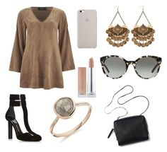 """""""Suéde Seduction"""" by karla-snyders on Polyvore featuring MINKPINK, Tory Burch and 3.1 Phillip Lim"""