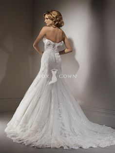 Here are a number of organza and lace wedding dresses for your ideas and inspirations to buy. Description from sangmaestro.com. I…