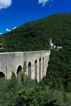 Spoleto: Rocca Albornoziana.