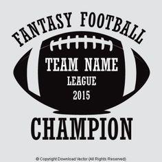 Footballs football love football helmet by for Fantasy football league champion shirt