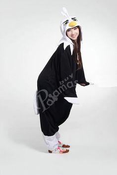 PajamasBuy - Animal Adult unisex Black Eagle Onesies Hoodie kigurumi Pajamas Pyjama, $26.50 (http://www.pajamasbuy.com/animal-adult-unisex-black-eagle-onesies-hoodie-kigurumi-pajamas-pyjama/)
