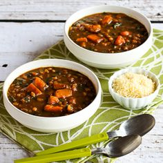 Link to the Autumn Harvest Soup Recipe