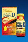 Super Daily D3 2000 IU