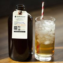 Black tea concentrate for ice tea by Kickstand