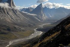 Mount Thor Baffin Is