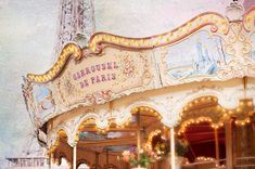 Hey, I found this really awesome Etsy listing at https://www.etsy.com/listing/93530373/paris-photography-carousel-at-the-eiffel