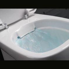 Twyford Moda Rimfree Back to Wall Close Coupled WC Pan £361