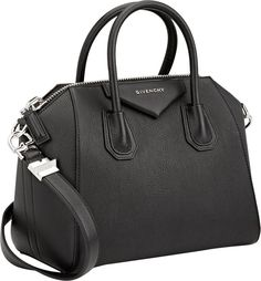 a588c30a4be6 Get one of the hottest styles of the season! The Givenchy Grained Goatskin  Antigona Small Duffel Black Tote Bag is a top 10 member favorite on Tradesy.