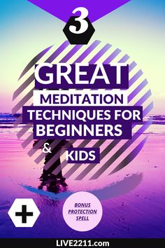This article is about 3 quick ways to learn meditation for the newbie or for teaching kids how to meditate, a bonus protection spell is at the end under the conclusion. You don't have to suffer from anxiety and depression meditation can be a big help calm Learn Meditation, Meditation For Anxiety, Learn To Meditate, Meditation Benefits, Chakra Meditation, Mindfulness Meditation, Guided Meditation, Beginner Meditation, Meditation Techniques For Beginners