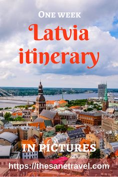 Have been thinking about taking a week trip to #Latvia? Here is an #itinerary in pictures for your inspiration! #travelphotography