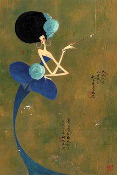 RECEPT | ART : Kim Xu