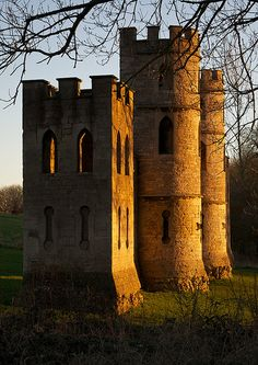 Sham Castle is a folly in Bathampton overlooking the city of Bath, Somerset, England. Built in 1762