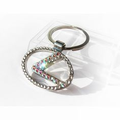 Check out this item in my Etsy shop https://www.etsy.com/listing/245687431/lexus-keychain-with-swarovski-bling