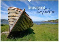 #Reisziel #Lofoten #Kalender von #Calvendo