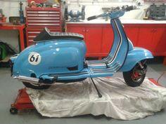 lambretta Li150 Series 2 Italian Scooter | eBay