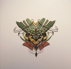 From a Near Future - Solo Show by Francisco Miranda, via Behance Near Future, Zine, Art Nouveau, Graphic Design, Fine Art, Illustration, Projects, Beautiful, Sculpting