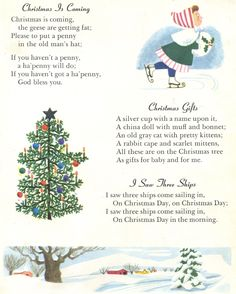 Crazy Mirrors: Christmas Treasure Book  c.1953 Christmas Is Coming, Christmas Gifts, Old Man Hat, Childrens Christmas Books, Mirrors, Old Things, Blessed, Xmas Gifts, Christmas Presents