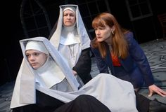 "Strong Ephrata Performing Arts Center cast makes for compelling ""Agnes of God"""
