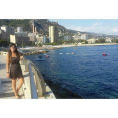 #Larvotto Dia 14 es dia en Monaco. #Monaco #monacoville #montecarlo #RoadTrip #Travel #SummerDays #Beach #SunnyDay #NoFilter #Paradise by rebeserrano from #Montecarlo #Monaco