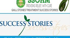 Gallbladder stone & Fatty Liver Treatment in ayurveda success story – SSOHM