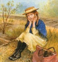 Anne of Green Gables Illustration