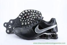 meet 36232 88a0c Nike Shox OZ-D Blanc Noir OZ-009. Riley Zonker · Chaussure de Running pas  cher