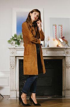 Découvrez l'épisode 2 de Jeanne Damas partage la Fashion Week avec Zalando.