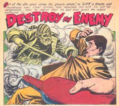 nick cardy 1950s horror