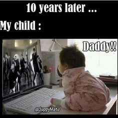 Daehyun is my babies Daddy. Kdrama Memes, Exo Memes, Park Shin, Kim Himchan, Bang Yongguk, Bts Memes Hilarious, Bap Funny, Les Bts, Bts Boys