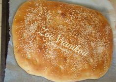 Λαγάνα συνταγή από zoe vranikou - Cookpad Hamburger, Cooking Recipes, Pie, Bread, Ethnic Recipes, Desserts, Food, Torte, Tailgate Desserts