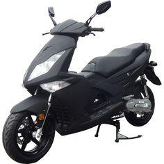 moto scooter znen