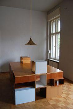 Workspace Island / Arbeitsinsel   Kolor