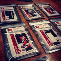 10x10 Japanese Photobooks trading cards!
