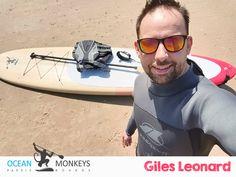 Sunny Weather, Paddle Boarding, Monkeys, Oakley Sunglasses, Sunnies, Boards, Ocean, Warm, Fashion