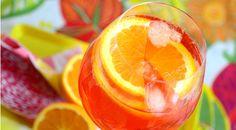 Aperol Spritz Grapefruit, Orange, Vegetables, Drinks, Food, Italia, Drinking, Beverages, Essen