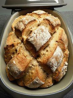 Buttermilchkruste: Dieses Brot schmeckt sehrlecker und aromatisch, hat eine herrliche Kruste und ist dabei sehr saftig und locker.