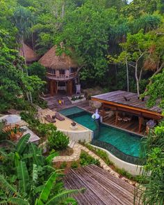 Mamole Tree House at Nihiwatu Resort in Sumba, Indonesia