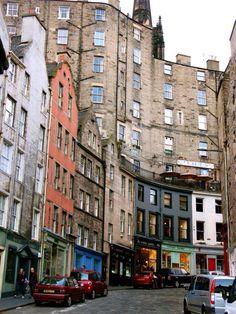 Grassmarket Edinburgh Places Worth Visiting, Edinburgh, Places Ive Been, Scotland, Beautiful Places, To Go, Wanderlust, Street View, Spaces