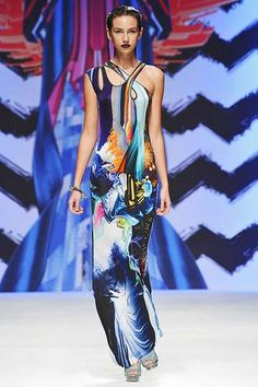 Dali Would Approve of This Surreal Basso & Brooke Spring 2010 Collection #Fashion #Art trendhunter.com