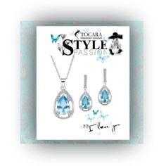 Un Été en couleur avec TOCARA Argent Sterling, Turquoise Necklace, Pendant Necklace, Jewelry, Style, Fine Jewelry, Color, Swag, Jewlery
