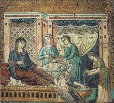 Resultado de imagen de birth of the virgin mary