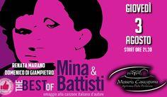 The Best Of Mina & Battisti @ Masseria Casacapanna http://affariok.blogspot.it/