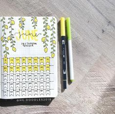Here's a photo I found online that inspired my #bujospread for July
