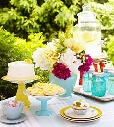 Update Vintage Finds: Turn Thrift Store Glassware Into Vintage-Inspired Party Decor