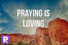 Praying is your expression of Love to the almighty God. Love Is An Action, Praying To God, Prayer Quotes, It Works, Prayers, Bring It On, Faith, Prayer, Beans