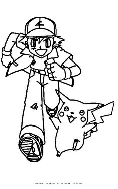 Pokemon Coloring Page 13 Pages