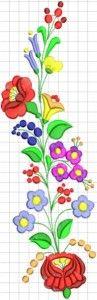 Kalocsai hímzésminta 309-30 Hungarian Embroidery, Kids Rugs, Stitch, Motifs, Projects, Decor, Art, Instagram, Embroidery Stitches
